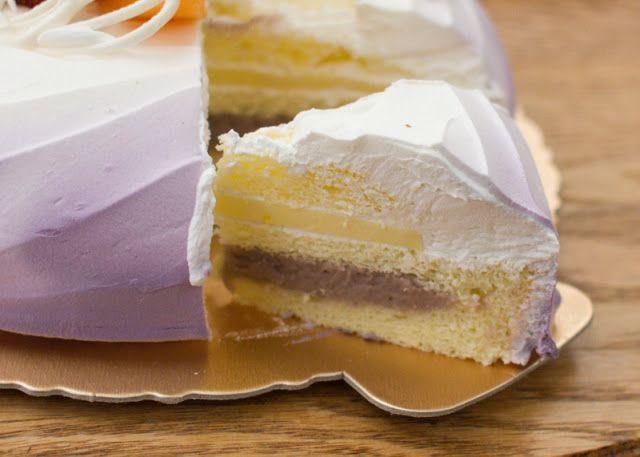 Taro Pudding Cake