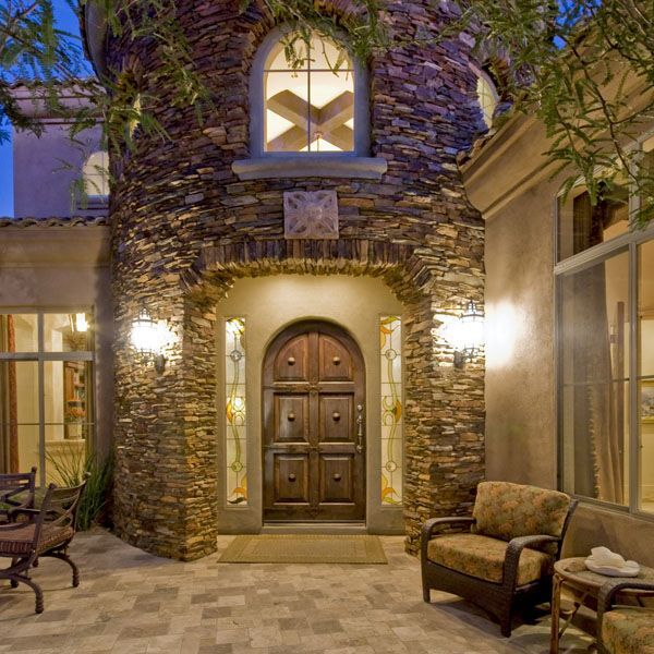 Mediterranean Style Home For Sale In Phoenix S Famed: 17 Best Images About Spanish Colonial/Tuscan Style On