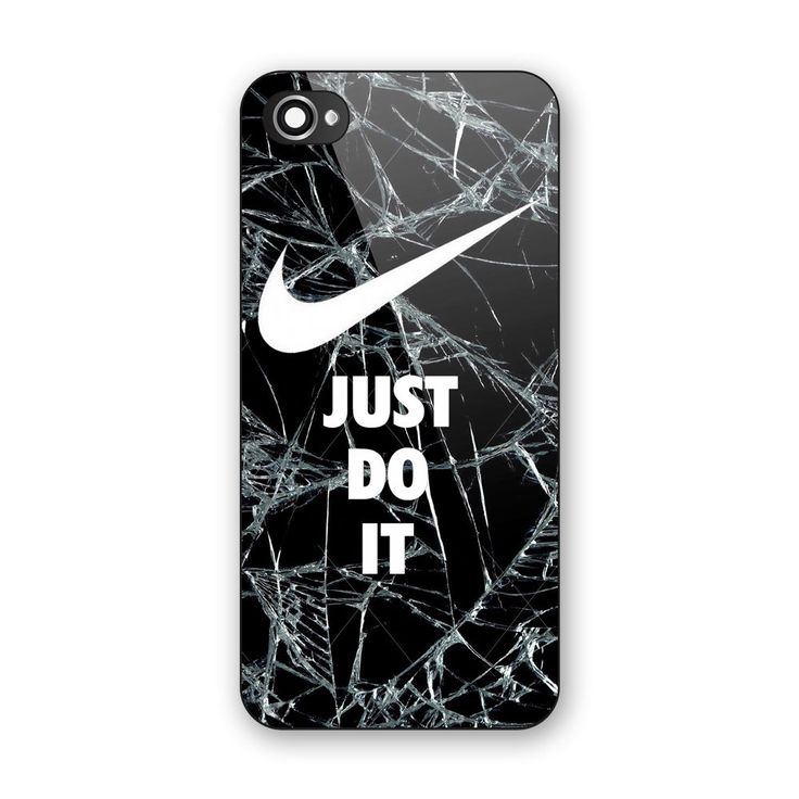 Nike Just Do It Cracked Glasses for iPhone 6s, 6s Plus, 7, 7 Plus Black Case #UnbrandedGeneric  #iPhone Case #iPhone #Case #Phone Case #Handmade #Print #Trend #Top #Brand #New #Art #Design #Custom #Hard Plastic #TPU #Best #Trending #iPhone 6 #iPhone 6s #iPhone 7 #iPhone 7s #Nike #Kate Spade