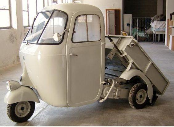 Ape Piaggio AC-1T 1958