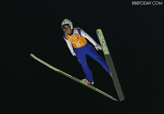 【ソチ五輪】ジャンプ男子団体LH、日の丸飛行隊が銅[フォトレポート]