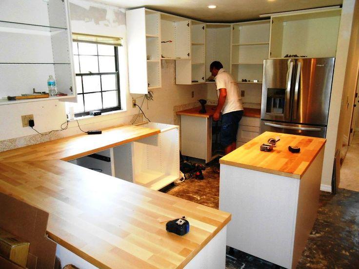 Best Kitchen How To Install Upper Cabinets Kitchen Cabinet 400 x 300