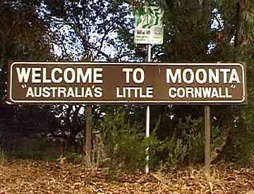 'AUSTRALIA'S LITTLE CORNWALL' | Moonta, South Australia     ✫ღ⊰n