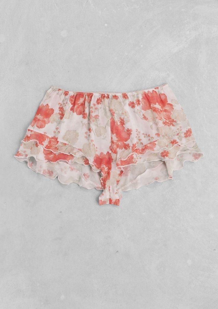 Claire Judge French Knickkers from & Other Stories #lingerie #knickers #nattygal #andotherstories