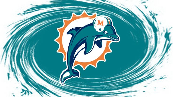 The Miami Dolphins are a professional American football team based in the Miami Metropolitan Area. Description from hippowallpapers.com. I searched for this on bing.com/images