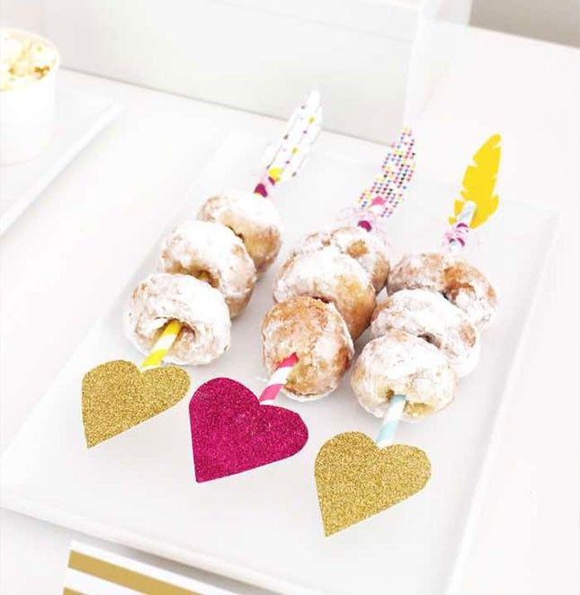 12 Ways to Throw a Boho-Chic Kids Party for Your Mini-Me via Brit + Co