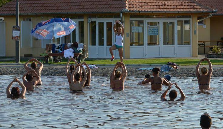 Tófürdő Pacséron