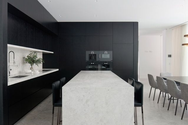 Marble House by Nixon Tulloch Fortey Architecture.