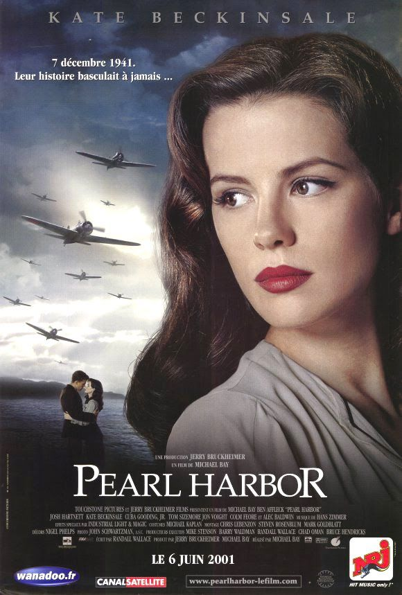 Analysis of pearl harbor the movie
