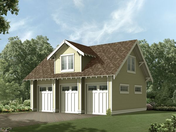 1000 images about great garage plans on pinterest house for Two car garage plans with bonus room