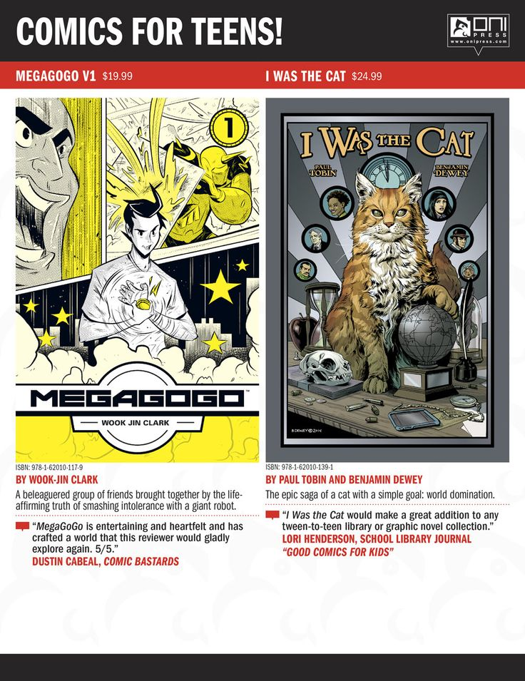 Oni Press 2014 Holiday Gift Guide,                                                                              , http://all-comic.com/2014/oni-press-2014-holiday-gift-guide/,  #BlackMetal #CourneyCrumrin #GiftGuide #Gifts #Helheim #HolidayGiftGuide #IWasTheCat #Letter44 #Megagogo #Mermin #MeteorMen #OniPress #PrincessUgg #Stumptown #terriblelizard #TheAuteur #TheBunker #TheLifeAfter #TheSixthGun #Wasteland