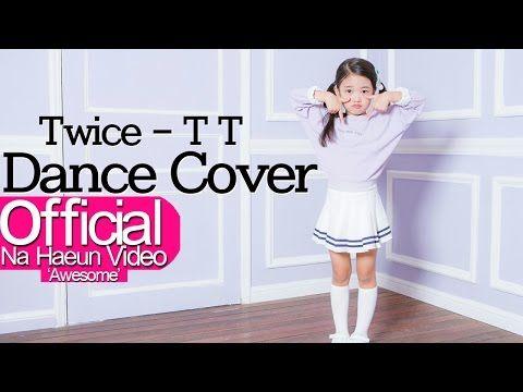 나하은 (Na Haeun) - 트와이스 (Twice) - TT 댄스커버 - YouTube