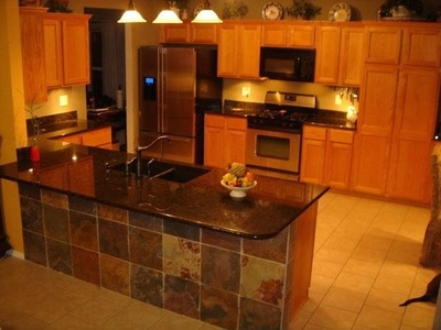 Granite Counter Tops Tile New Appliances For The Home