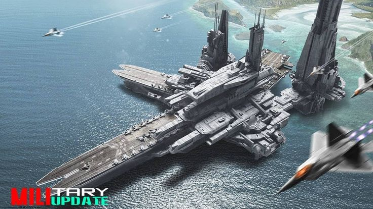 The U.S. Navy Wanted to Merge a Battleship and an Aircraft Carrier (To F...