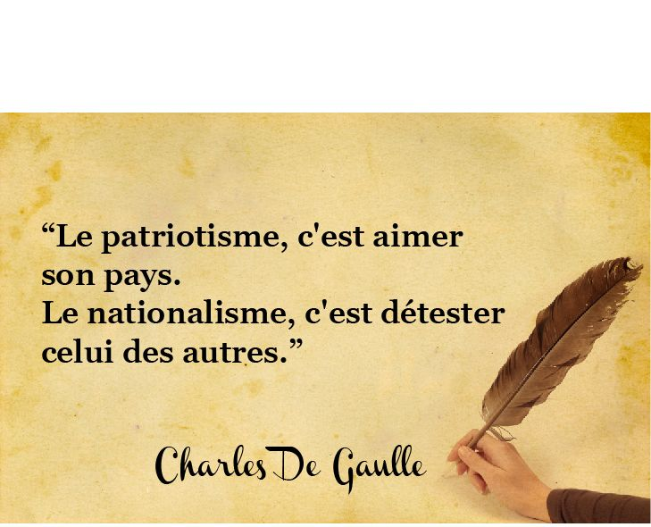 Charles De Gaulle French Quotes Words Quotes Deep