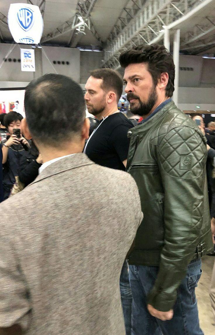 Karl Urban December 2017 Tokyo Comic Con