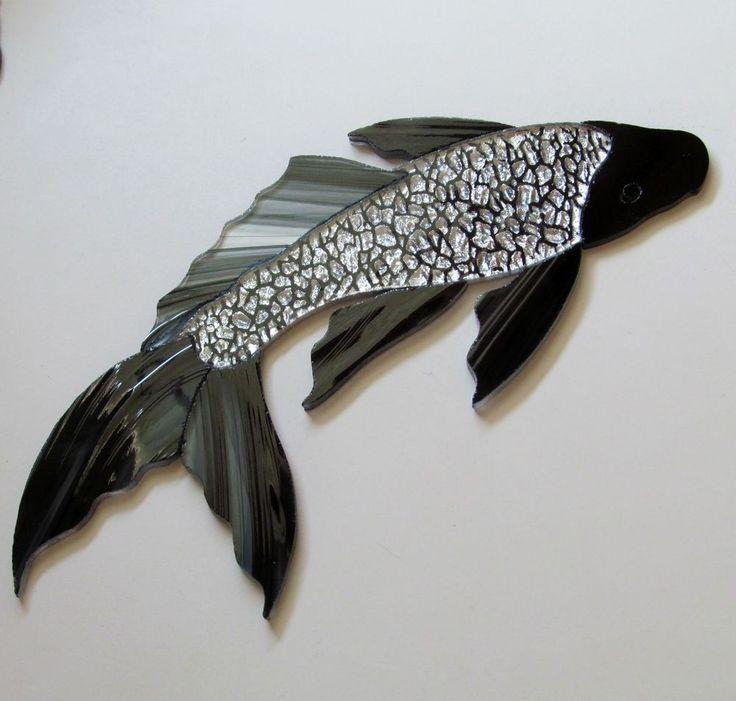 279 Best Koi Fish Pond Glass Images On Pinterest Koi