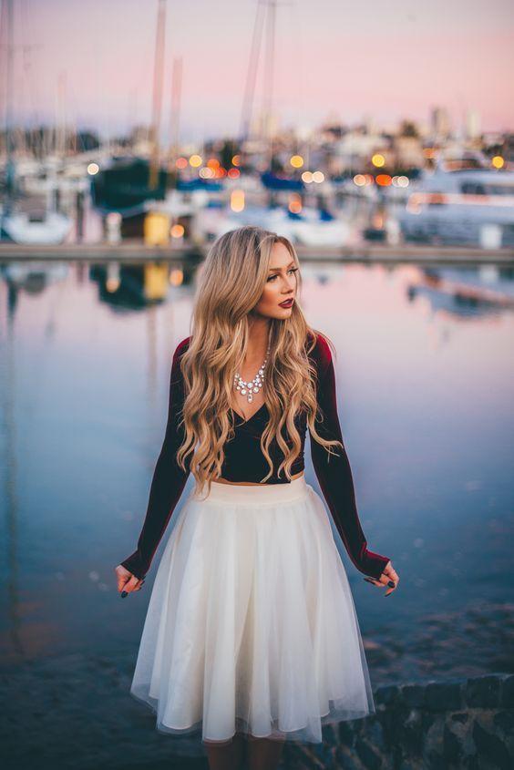 25 convidados do casamento de inverno que você vai adorar – coisas de estilo – #the #love # …   – Kleid Designs