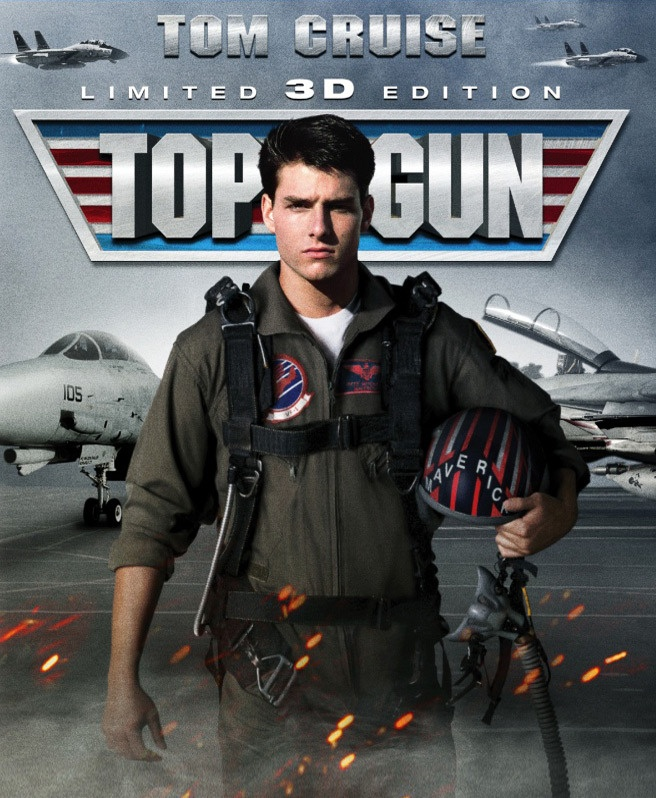 In honor of Top Gun re-release in theaters now...top quotes & unforgettable pics :)