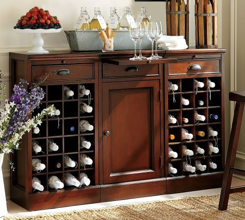 30 beautiful home bar designs furniture and decorating ideas i like the two wall shelves the wine one and the wine glass holder one