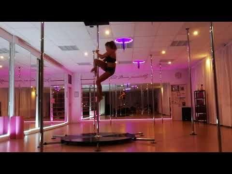 Advanced Pole Dance | This Woman's Work - Kate Bush - YouTube