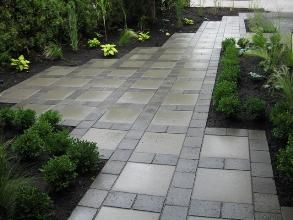 front patio with pavers - Google Search