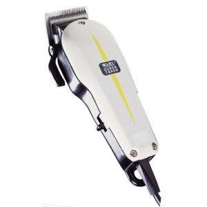 Maquina cortapelo wahl super taper hair clipper por 58,36€ - Eurex Belleza. La Wahl Super Taper es una máquina cortapelos profesional, con un motor vibrador V5000, diseñado para todas las tareas de corte, a prueba de óxido gracias a sus cuchillas cromadas. Diseñado para todas las tareas de corte. Ajuste del nivel de corte sin cambio de cuchillas...