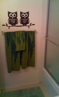 owl bathroom decor - Google Search