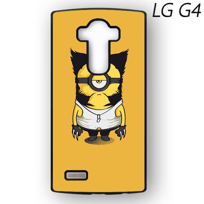 marvel minions avengers X men minions AR for LG G3/G4 phonecase