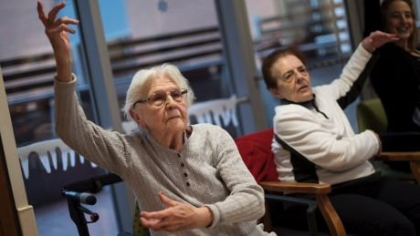 Can dancing improve the lives of dementia patients? A program out of Toronto is seeing positive results.