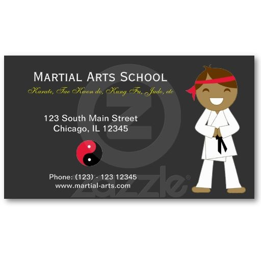Martial Arts Business Plan