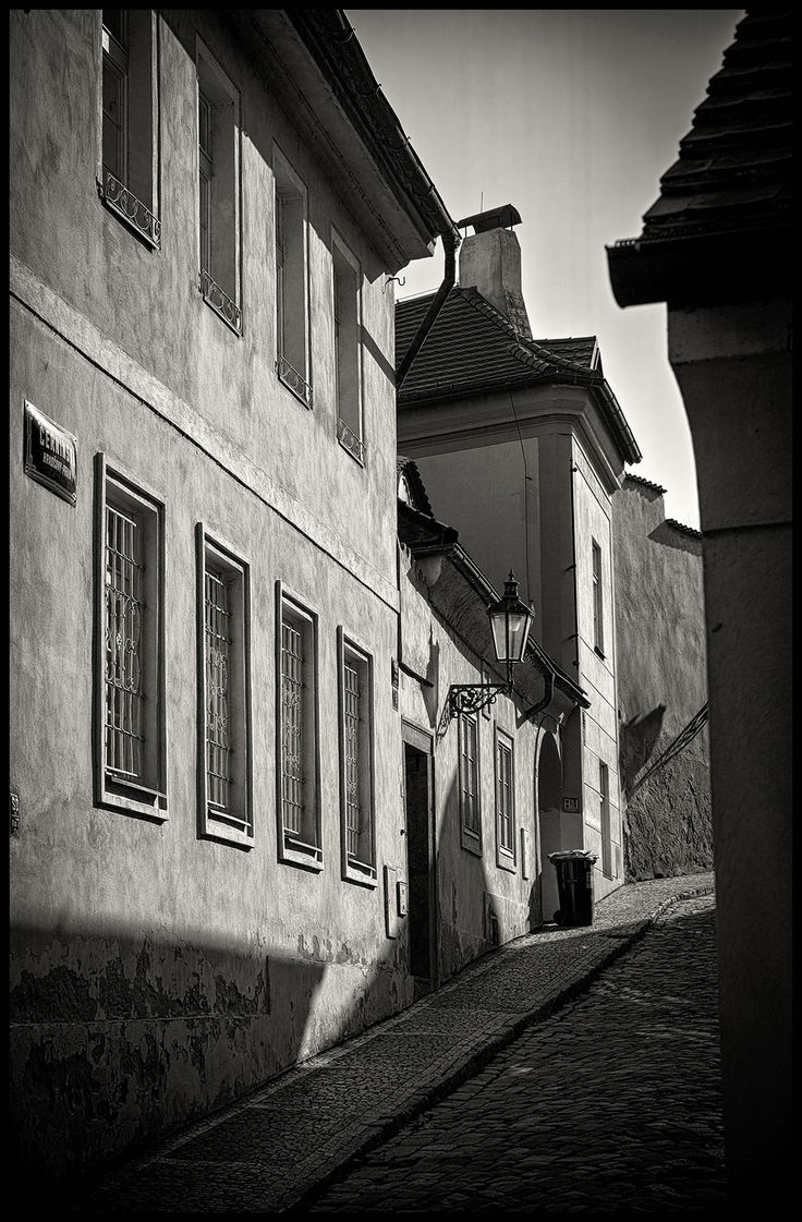 Prague bw ll - null