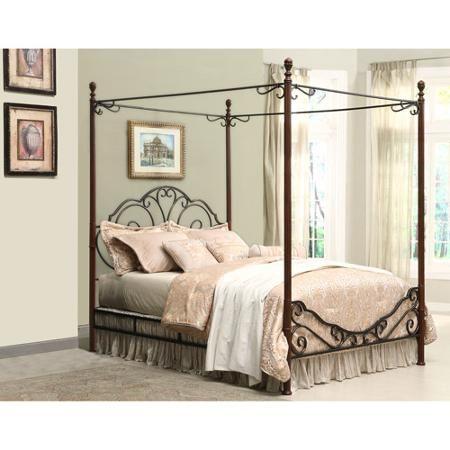 Adison Metal Queen Canopy Bed. 8 best Game of Thrones Inspired Bedroom images on Pinterest
