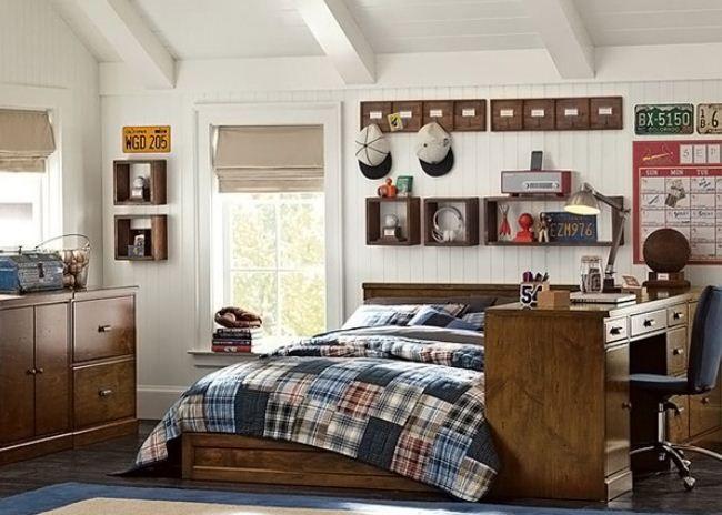 Exclusive collections teenage boys bedroom designs for Exclusive bedroom designs