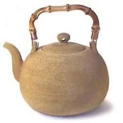 Large Rustic Kettle