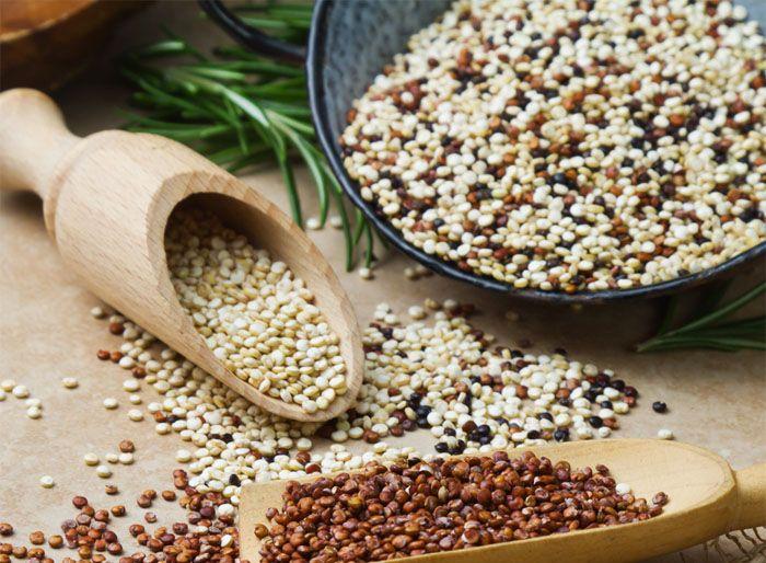La Quinoa o Quinua, conocida como una de las mejores super-comidas. Era usada por los Incas antes de cada batalla por sus increíbles fuentes de energía!
