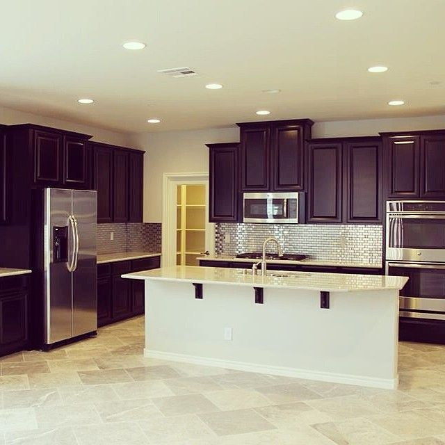 Awesome Do You LIKE This #kitchens Stainless Steel Backsplash? #newhomes #vegas # Lasvegas