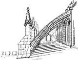 What Is a Buttress? What Is a Flying Buttress? http://architecture.about.com/od/buildingparts/g/buttresses.htm