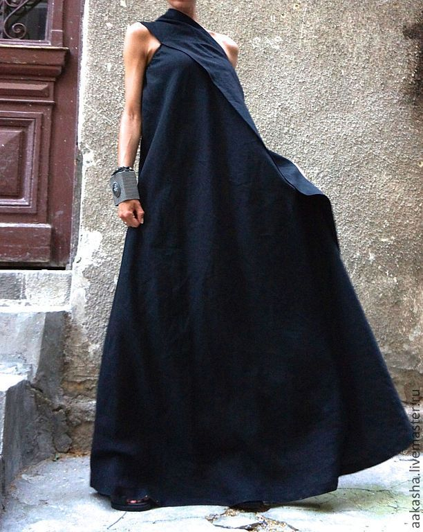 Сарафан Black Sand - MILENA (aakasha) - Ярмарка Мастеров http://www.livemaster.ru/item/7030333-odezhda-sarafan-black-sand