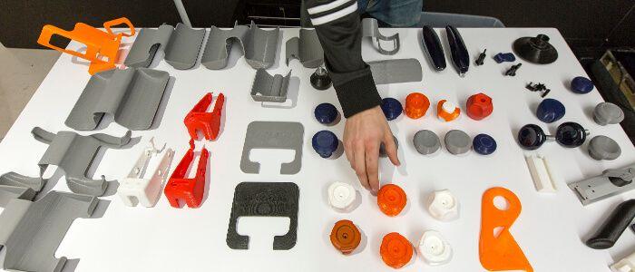 Das Unternehmen Pelton nutzt für die Entwicklung des neuen Hometrainers den 3D-Druck. Dieser kommt bei der Prototypenherstellung von Elementen zum Einsatz.