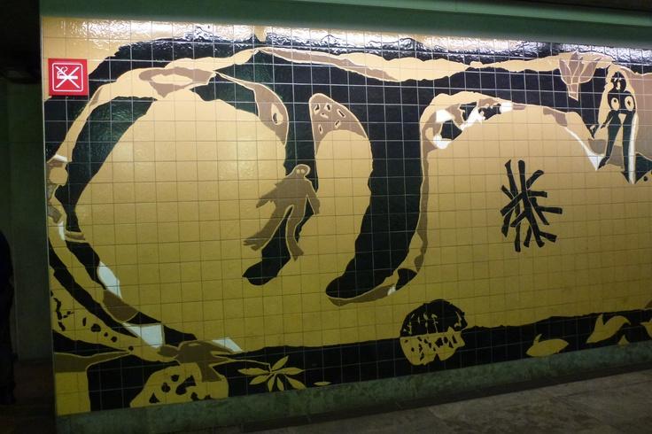 Metro Lisbon, Oriente