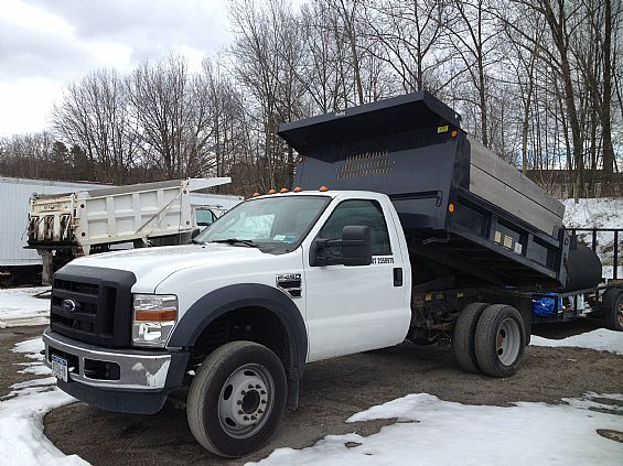 2009 Ford F450 Super Duty Dump Truck For Sale in Queensbury, NY A00004 | Want Ad Digest Classified Ads