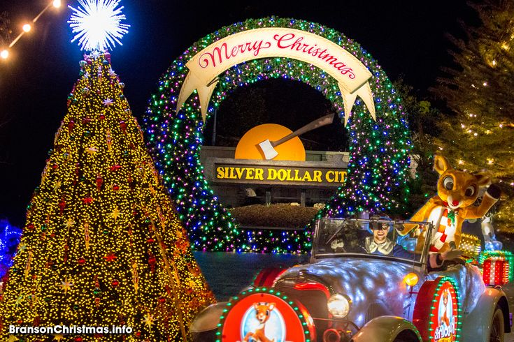 Ultimate 2015 Silver Dollar City Christmas Guide