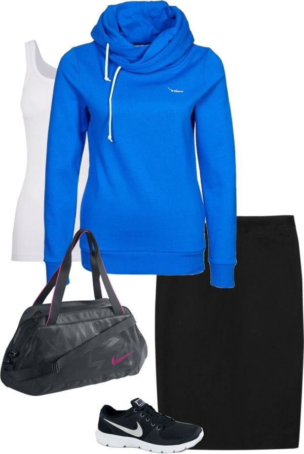 """Workout"" by sweet-spicy-micky ❤ liked on Polyvore"