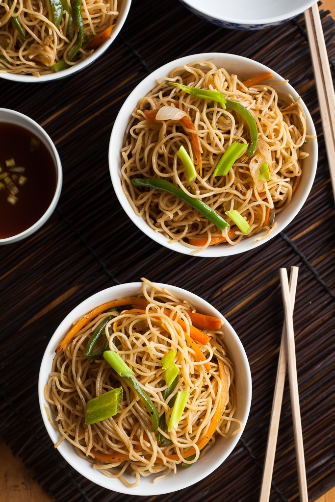 I will take noodles and Asian food any time and any day of the week