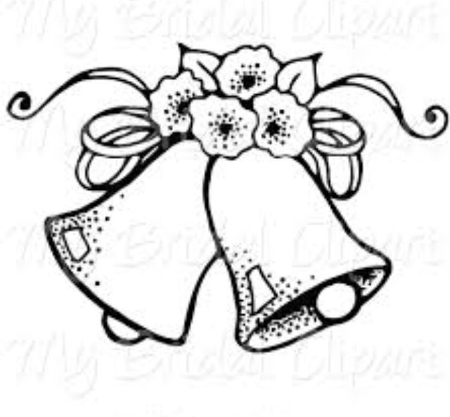 86 Free Wedding Bells Clipart