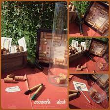 Resultado de imagen de mesa de firmas temática vinos