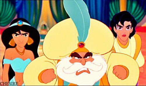 Aladdin - Face Switch hahaha