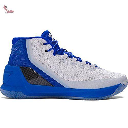 Under Armour - Chaussure de Basketball Under Armour Stephen Curry 3 aqua camo Pointure - 45 - Chaussures under armour (*Partner-Link)
