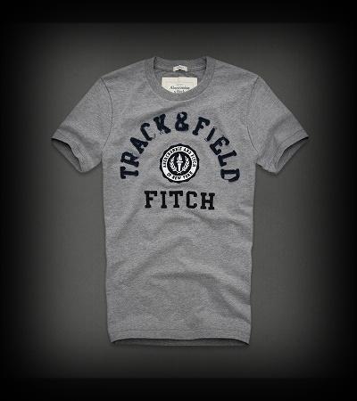 アバクロ メンズ Tシャツ Abercrombie & Fitch Blue Mountain Tシャツ-アバクロ 通販 ショップ-【I.T.SHOP】